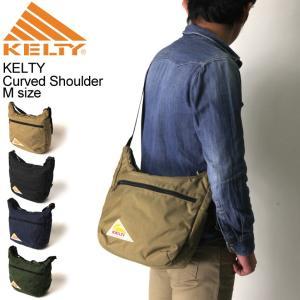 (ケルティ) KELTY ヴィンテージ ライン カーブショルダーバッグ Mサイズ ショルダーバッグ ボディバッグ|retom