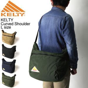 (ケルティ) KELTY ヴィンテージ ライン カーブショルダーバッグ Lサイズ ショルダーバッグ ボディバッグ|retom