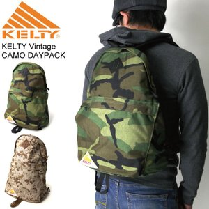 20%OFF!! (ケルティ) KELTY ケルティ ヴィンテージ カモフラ デイパック|retom