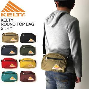 (ケルティ) KELTY ラウンド トップ バッグ Sサイズ ポーチ ミニショルダーバッグ|retom