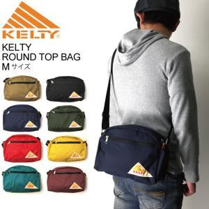 (ケルティ) KELTY ラウンド トップ バッグ Mサイズ ポーチ ミニショルダーバッグ|retom