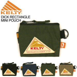 (ケルティ) KELTY ディック レクタングル ミニ ポーチ 小物入れ 小銭入れ 財布 メンズ レディース|retom