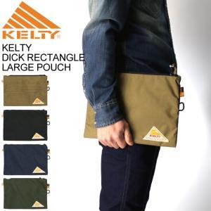 (ケルティ) KELTY ディック レクタングル ラージ ポーチ 小物入れ 化粧ポーチ メンズ レディース retom