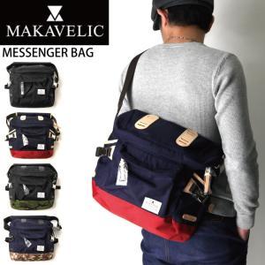 (マキャベリック) MAKAVELIC メッセンジャーバッグ ショルダーバッグ|retom