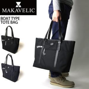 (マキャベリック) MAKAVELIC ボートタイプ トートバッグ ショルダーバッグ|retom