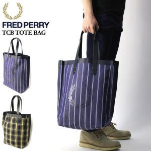 (フレッドペリー) FRED PERRY TCB トートバッグ メンズ レディース