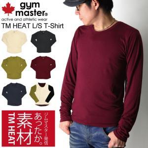 (ジムマスター) gym master TM HEAT ロングスリーブ|retom