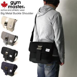 (ジムマスター) gym master ビッグ メタル バックル ショルダー|retom