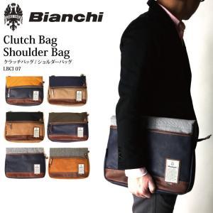 (ビアンキ) Bianchi クラッチバッグ&ショルダーバッグ|retom