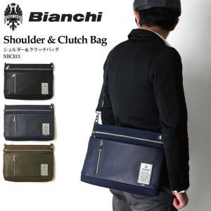 (ビアンキ) Bianchi ショルダーバッグ クラッチバッグ|retom