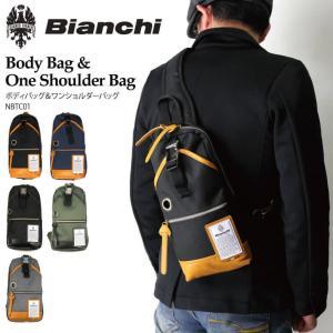 (ビアンキ) Bianchi ボディバッグ ワンショルダーバッグ メンズ レディース|retom
