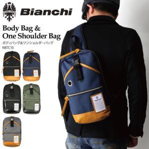 (ビアンキ) Bianchi ボディバッグ・ワンショルダーバッグ メンズ レディース|retom