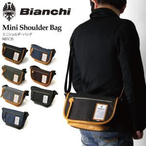(ビアンキ) Bianchi ミニショルダーバッグ ショルダーバッグ ボディバッグ メンズ レディース|retom