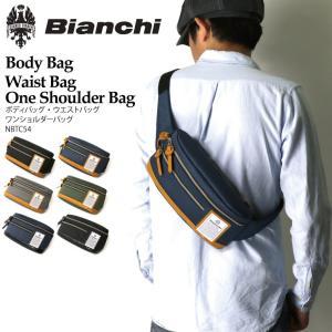(ビアンキ) Bianchi ボディバッグ ウエストバッグ ワンショルダーバッグ メンズ レディース|retom