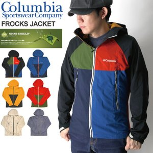20%OFF!! (コロンビア) Columbia フロックス ジャケット マウンテンパーカ マンパ フルジップ パーカー メンズ|retom