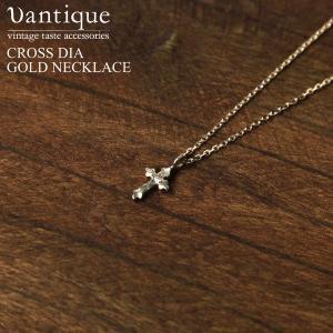 Vantique(ヴァンティーク) ゴールド ネックレス メンズ レディース 日本製|retom