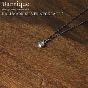 (ヴァンティーク) Vantique ホールマークシルバーネックレス|retom