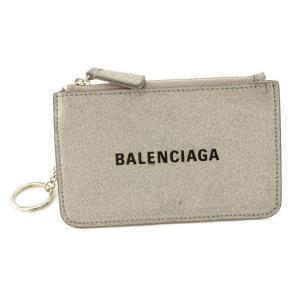 【バレンシアガ】Balenciaga エブリデイ コインケース 581306 シルバー 【中古】【正規品保証】104312|retrojp