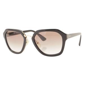 【プラダ】Prada サングラス アイウェア PR25RS ブラック 【中古】【正規品保証】109835|retrojp
