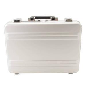 【ゼロハリバートン】Zero Halliburton アタッシュケース アルミニウム スーツケース CP3-SI シルバー 【中古】【正規品保証】118661|retrojp