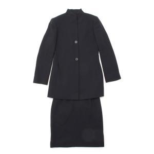 【ソノタ】 ジャンフランコフェレ  スーツ ジャケット スカート ブラック   【中古】【正規品保証】22317|retrojp