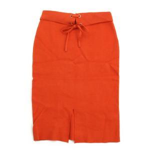 【ソノタ】 シックウィッシュ スカート オレンジ M 未使用【中古】【正規品保証】36632|retrojp
