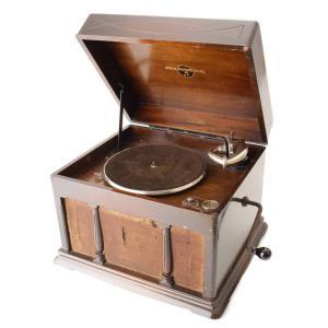 【ソノタ】 コロンビア 卓上型 蓄音機 Viva-tonal potected by patents 昭和 レトロ アンティーク 【中古】【正規品保証】94524|retrojp