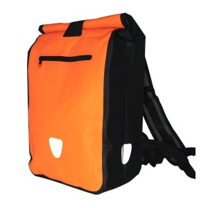 自転車用バックパック EASY CARRY (オレンジ/ブラック)|reudo