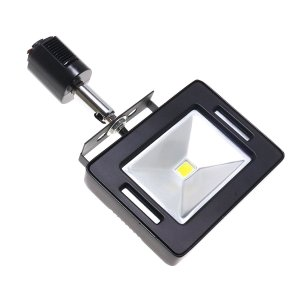 LED投光器ダクトレール用 10Wタイプ(ボディカラー:2色、光源色:2色) reudo