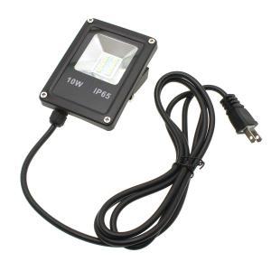 ■低消費電力で明るく虫が寄りにくいLED投光器。手のひらサイズのボディで設置場所を選びません。 入力...