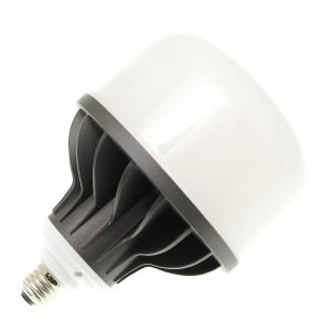 LED大型電球 直径15cm E26口金 4000ルーメン(一般電球250W形相当の明るさ) 消費電力40W 全方向タイプ 昼光色(E39-E26口金変換アダプタ付属) (1個入り)|reudo