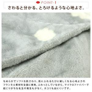布団カバー 掛け布団カバー シングル 暖かい フランネル ひつじ柄 掛けふとんカバー 掛ふとんカバー|reveur|03