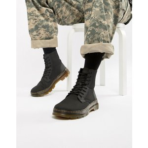 ドクターマーチン メンズ ブーツ・レインブーツ シューズ Dr Martens Combs Tech boots in black|revida