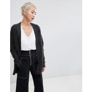 エイソス レディース カーディガン アウター ASOS Chunky Knit Cardigan In Wool Mix|revida