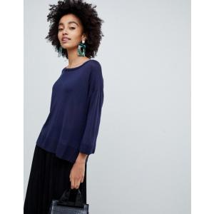 ソークドインラグジュアリー レディース ニット・セーター アウター Soaked In Luxury Flute Sleeve Sweater|revida