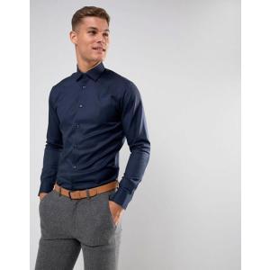 セレクテッドオム メンズ シャツ トップス Selected Homme Slim Easy Iron Smart Shirt revida
