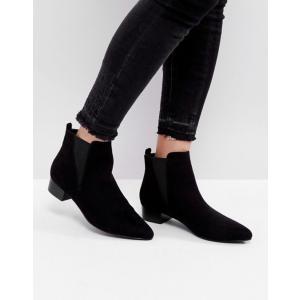 ロンドンレベル レディース ブーツ・レインブーツ シューズ London Rebel Kitten heel Point Boots|revida
