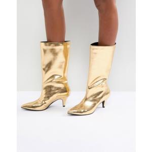 エイソス レディース ブーツ・レインブーツ シューズ ASOS X MARY BENSON Knee Boots|revida