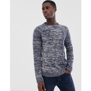 ヌーディージーンズ メンズ ニット・セーター アウター Nudie Jeans Co Hans noise space dye sweater|revida