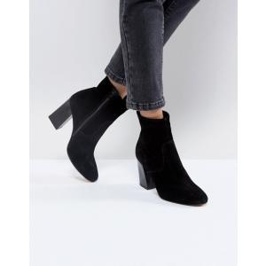 エイソス レディース ブーツ・レインブーツ シューズ ASOS EMSEY Suede Ankle Boots revida