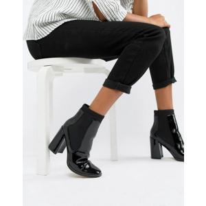エイソス レディース ブーツ・レインブーツ シューズ ASOS DESIGN East Side Patent Ankle Boots revida