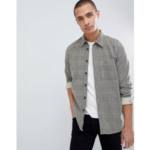 ヌーディージーンズ メンズ シャツ トップス Nudie Jeans Co Sten herringbone check shirt|revida