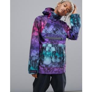 ボルコム メンズ ジャケット・ブルゾン アウター Volcom Brighton Pullover Jacket in Purple|revida