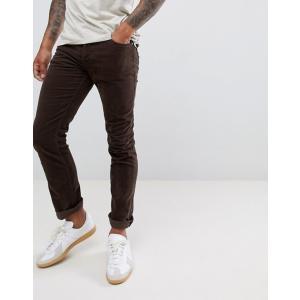 ヌーディージーンズ メンズ カジュアルパンツ ボトムス Nudie Jeans Co grim tim slim pants velvet choko|revida