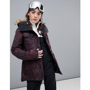 ボルコム レディース ジャケット・ブルゾン アウター Volcom Shadow Insulated Jacket in Black|revida