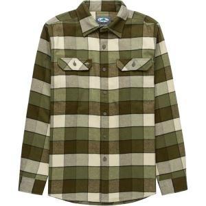 アーバーウェア メンズ シャツ トップス Chagrin Flannel Shirt|revida