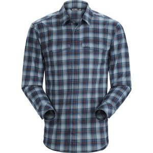 アークテリクス メンズ シャツ トップス Gryson Long-Sleeve Button-Down Shirt|revida