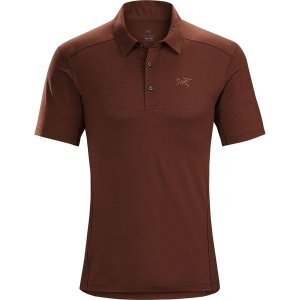アークテリクス メンズ ポロシャツ トップス Pelion Polo Shirt|revida