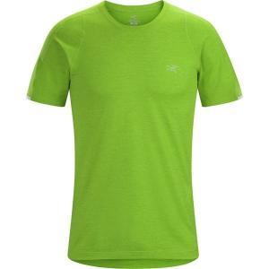 アークテリクス メンズ シャツ トップス Cormac Crew Short-Sleeve Shirt|revida