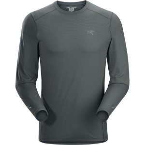 アークテリクス メンズ シャツ トップス Motus Crew Long-Sleeve Shirt|revida